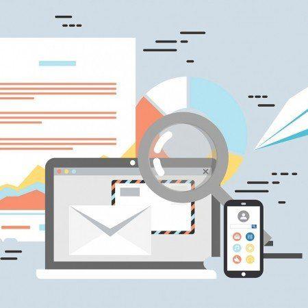 Invio email, gestione, creazione, G Suite