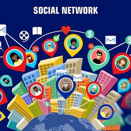 Social Network, Google Merchant